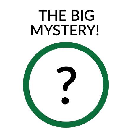 Mystery Revealed on April 25, 2017!