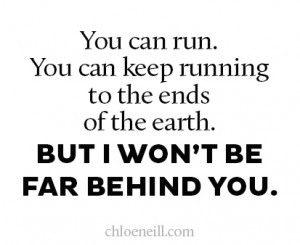 You can keep running quote