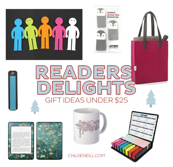 Holiday gift ideas for readers under 25 nyt and usa today 2013holiday negle Choice Image