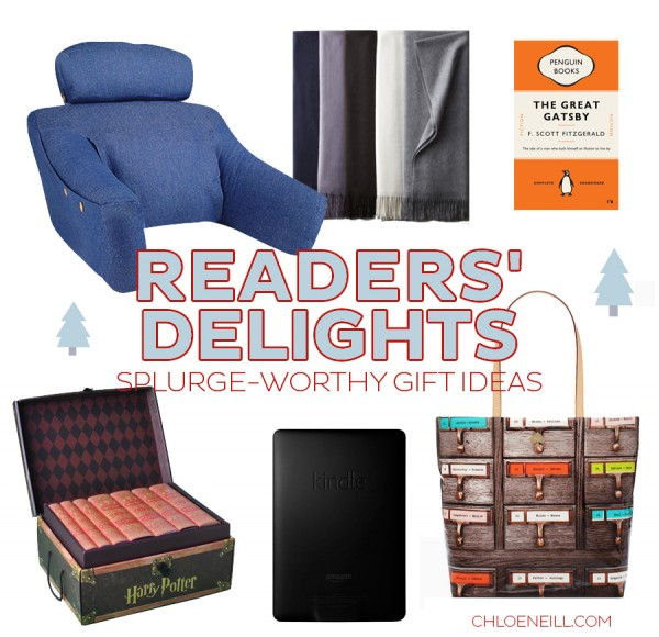 Holiday gifts for readers splurges nyt and usa today bestselling here are some splurgier gift ideas 2013holidaysplurge negle Choice Image