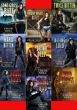 Win A Set Of Chicagoland Vampires Audiobooks On Cd Nyt