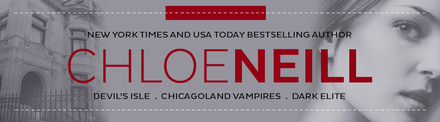 New York Times & USA Today Bestselling Author Chloe Neill header image