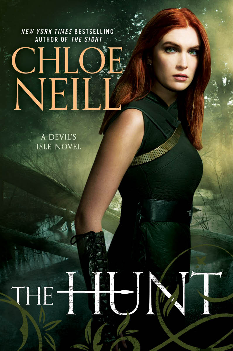 The Hunt book cover